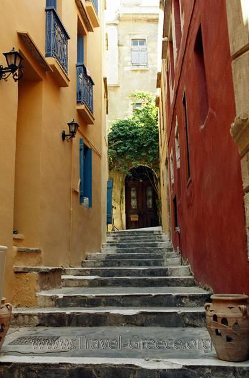 Old Town Chania - Chania - Crete - Greece