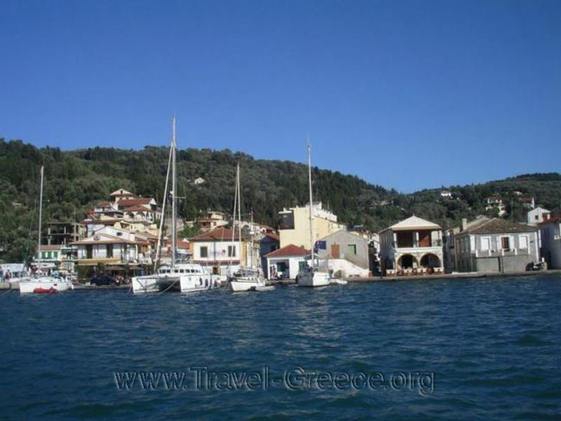 Loggos in Paxos island - Ionian Islands - Greece